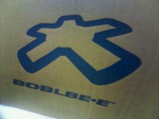 BOBLBE-E SAM到着